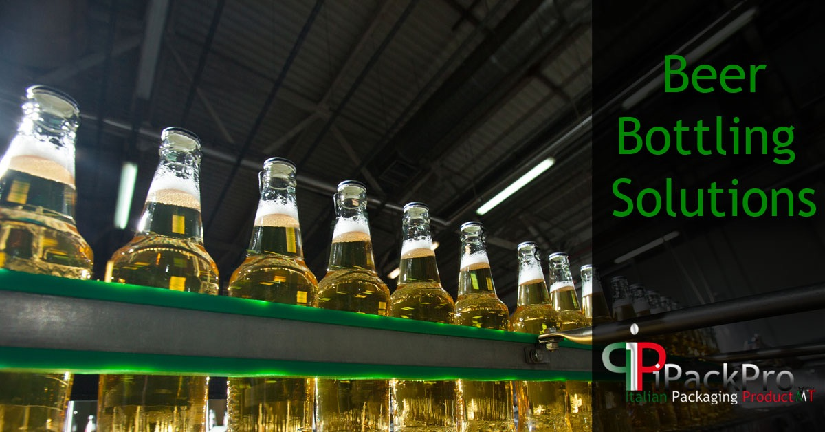 Beer bottling solutions for micro and medium breweries